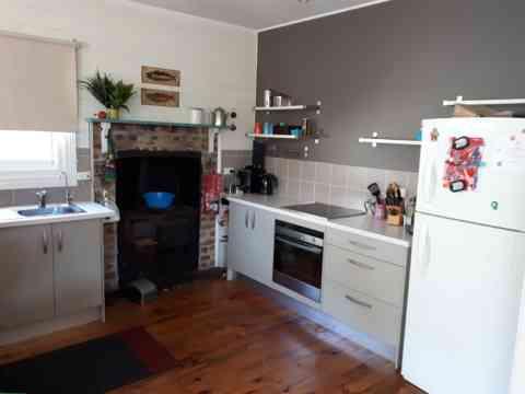 Rear half of kitchen no9