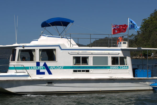 10 Berth - Luxury Original Fleet 45' Group 1