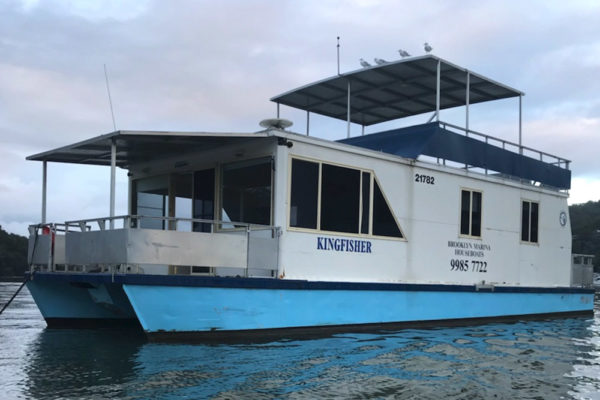 Kingfisher / Queenfisher 12 berth