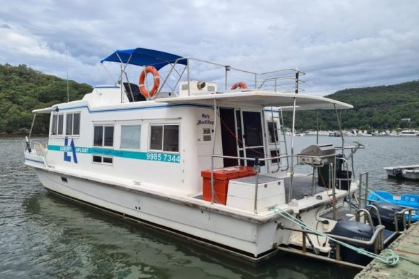 10 Berth - Luxury Original Fleet 45' Group 2